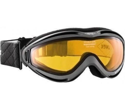 Ochelari Ski si Snowboard Uvex Supersonic II Black
