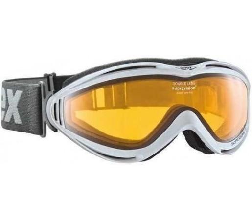 Ochelari Ski si Snowboard Uvex Supersonic II Silver