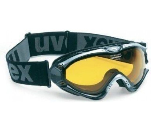 Ochelari Ski si Snowboard Uvex Ultra Black- Silver