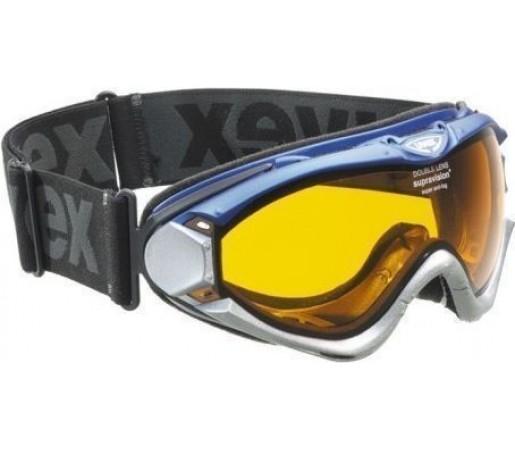 Ochelari Ski si Snowboard Uvex Ultra Blue- Silver