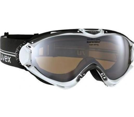 Ochelari Ski si Snowboard Uvex Ultrasonic Black- White