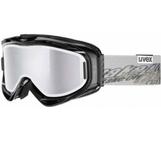Ochelari Ski si Snowboard Uvex Uvision Take Off Black