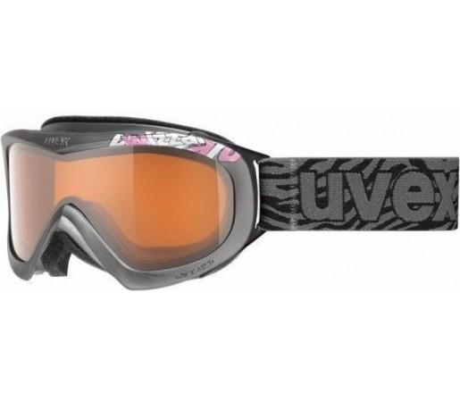 Ochelari Ski si Snowboard Uvex Wizzard DL Black