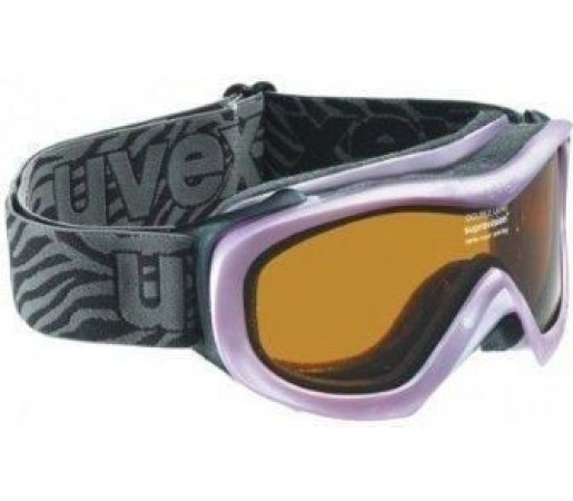 Ochelari Ski si Snowboard Uvex Wizzard DL Violet