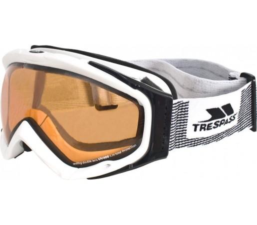 Ochelari Ski Trespass Diligent White S2