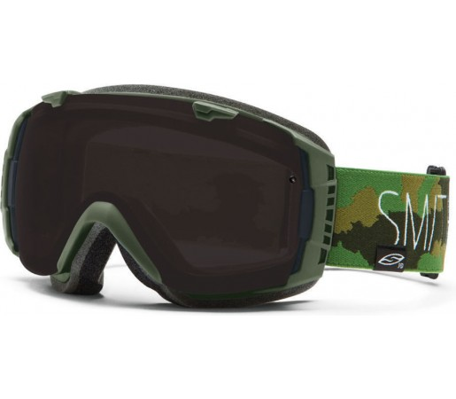 Ochelari Ski si Snowboard Smith I/O Trilaboration / Black