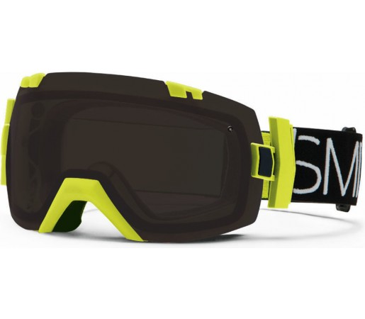 Ochelari Ski si Snowboard Smith I/OX Acid Blockhead / Black