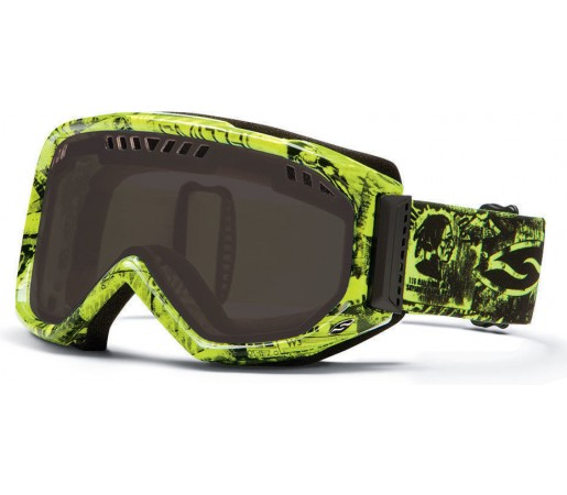 Ochelari Ski si Snowboard Smith SCOPE ACID W3 Black