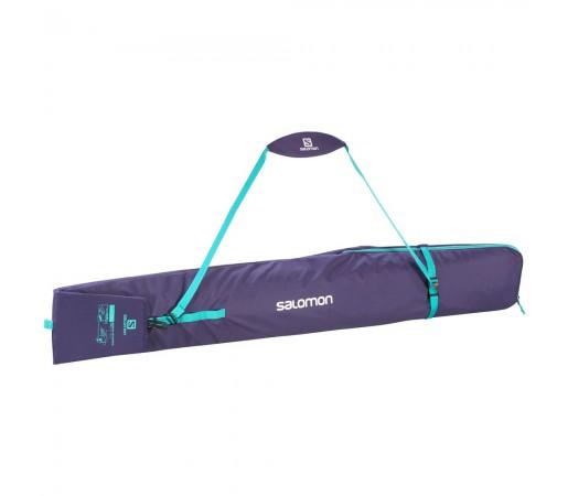 Husa schi Salomon Original 1 Pair Skisleeve Bleumarin