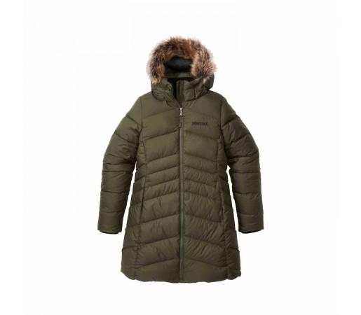 Jacheta Puf Femei Marmot Montreal Coat Nori (Verde)