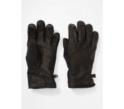 Manusi Ski Barbati Marmot Dragtooth Undercuff Glove Black (Negru)