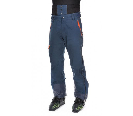 Pantaloni Schi si Snowboard Volkl Pro Mountain Rainier Albastri