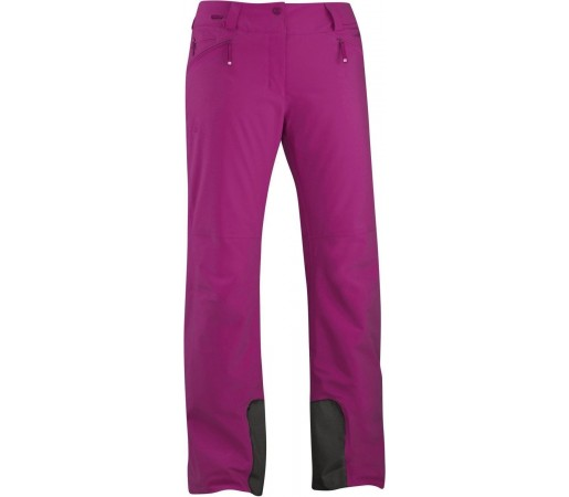 Pantalon Ski Salomon Brillant W Wild Berry
