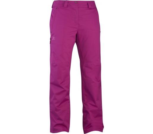 Pantalon ski Salomon Response W Wild Berry