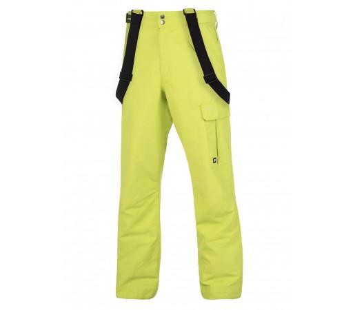 Pantaloni Ski si Snowboard Barbati Protest Denysy Lime