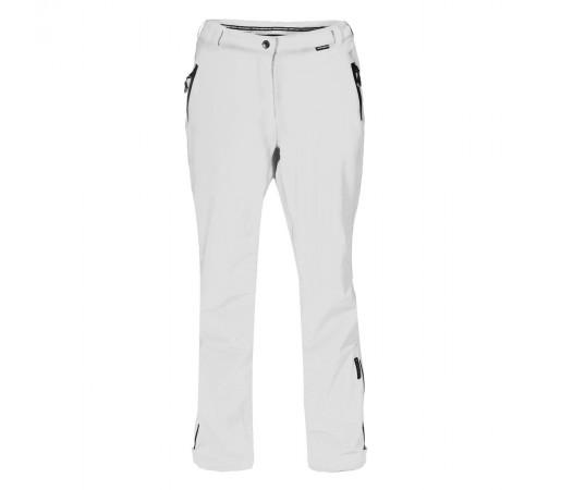 Pantaloni Ski Femei Ice Peak Riksu Alb