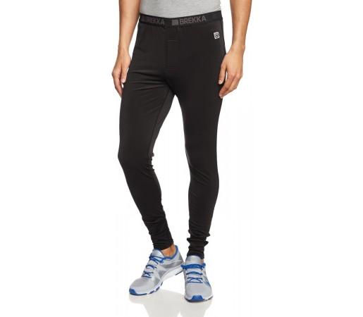Pantaloni First Layer Brekka Active Pant Man Negri