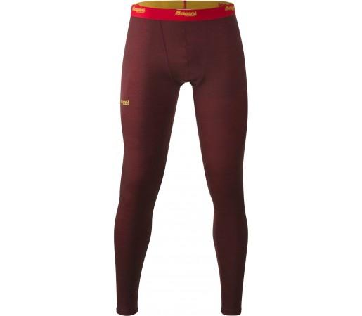 Pantaloni de corp Bergans Akeleie Rosu