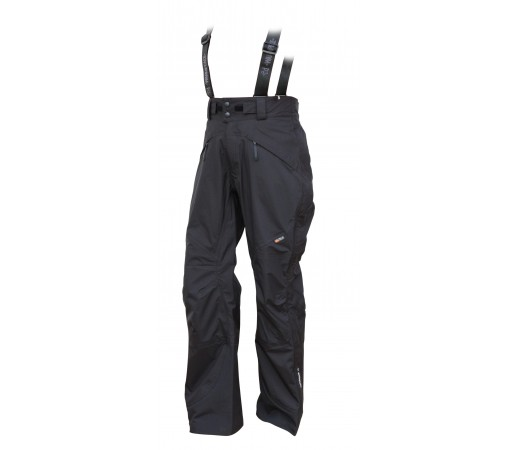 Pantaloni ski si snowboard Warmpeace Rondena 66 Lady Negri