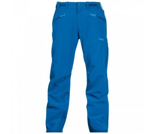 Pantaloni schi si snowboard Bergans Oppdal Insulated Albastru