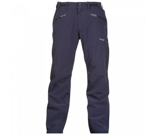 Pantaloni schi si snowboard Bergans Oppdal Insulated Navy