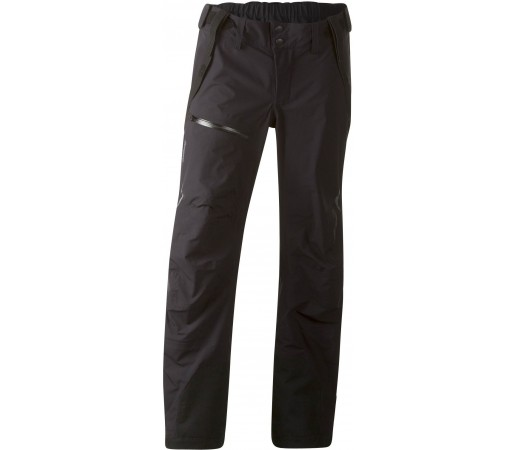 Pantaloni de ski Bergans Storen Lady Negru