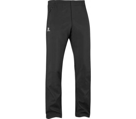 Pantaloni Salomon Active Softshell Black
