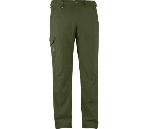 Pantaloni Salomon Further M Green
