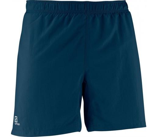 Pantaloni Scurti Salomon M Trail Midnight Blue