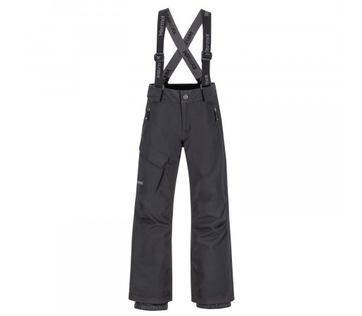 Pantaloni Ski Copii Marmot Boy's Edge Insulated Black (Negru)