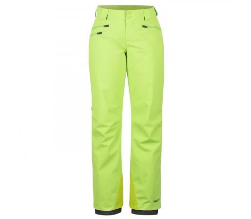 Pantaloni Ski Femei Marmot Slopestar Snow Vibrant Green (Verde)
