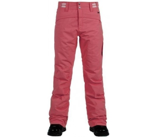 Pantaloni Snowboard PROTEST HOPKINS 13 Indian Red