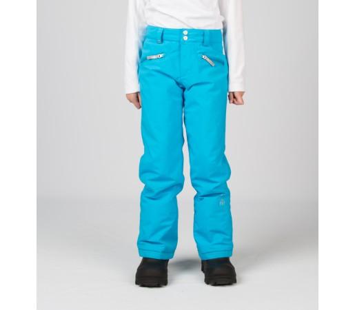 Pantaloni Schi si Snowboard Spyder Girls Vixen Tailored Albastri