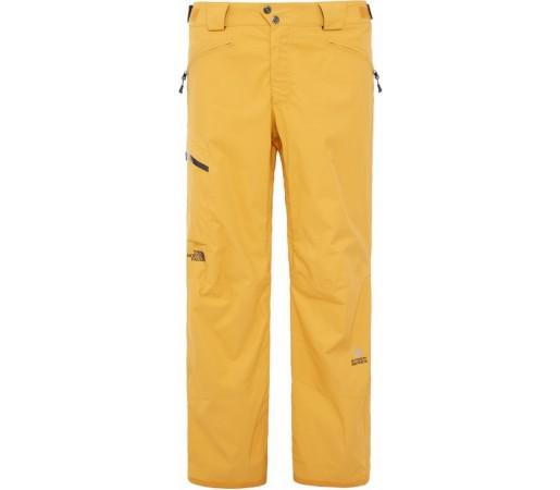 Pantaloni Schi si Snowboard The North Face M Sickline Galbeni