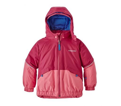 Geaca Schi si Snowboard Patagonia Snow Pile Baby K Roz
