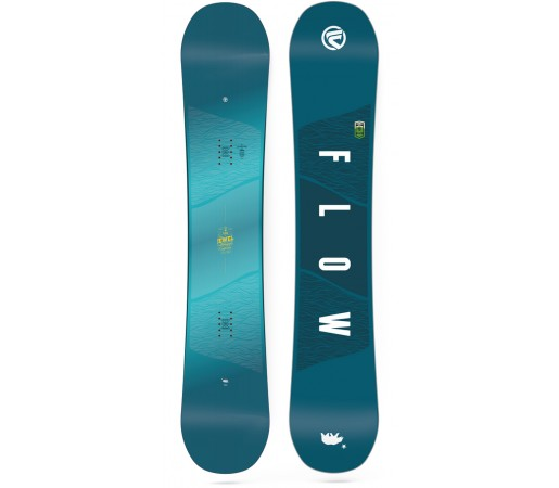 Placa Snowboard Flow Jewel 2018