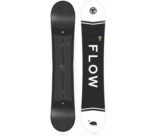 Placa Snowboard Flow Merc 2018