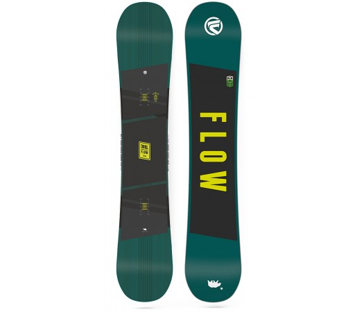Placa Snowboard Flow Chill 2018