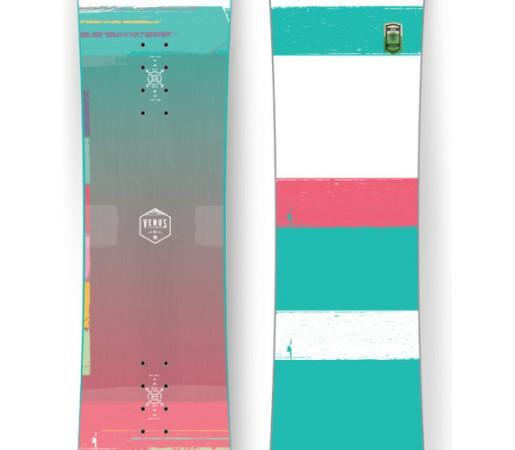 Placa Snowboard Flow Venus