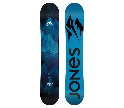 Placa Snowboard Barbati Jones Aviator 2020 Multicolor 158 cm