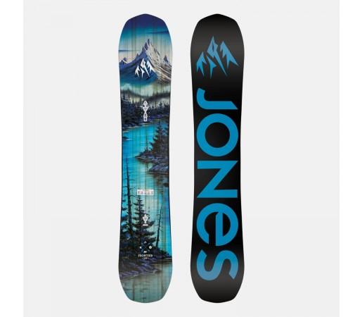 Placa Snowboard Barbati Jones Frontier Multicolor 159 cm