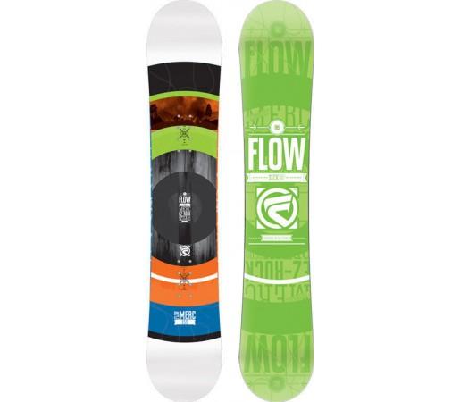 Placa Snowboard Flow Merc Brite
