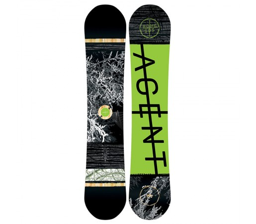 Placa Snowboard Rome Agent 2017