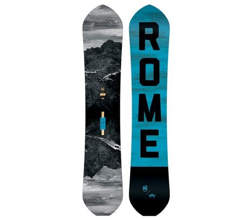 Placa Snowboard Rome Agent Rk1 Alek 2017