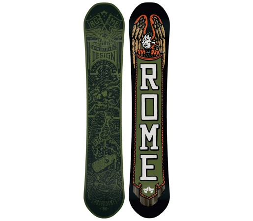 Placa Snowboard Rome Crossrocket 2018