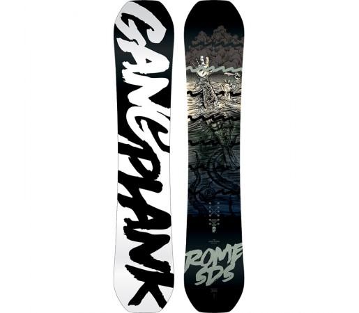 Placa Snowboard Rome Heist 147 2020