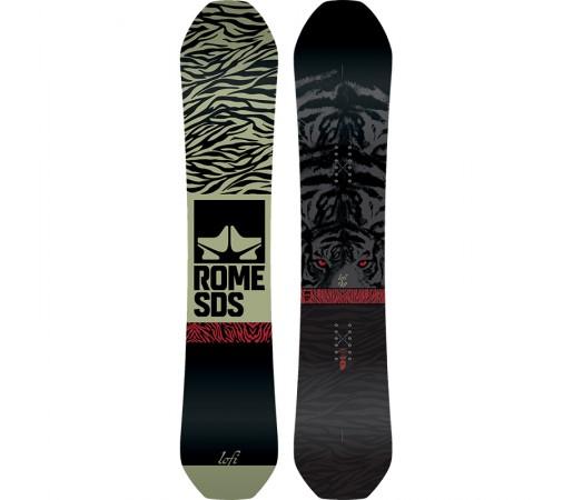 Placa Snowboard Rome Royal 150 2020