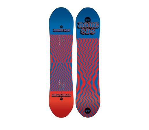 Placa Snowboard Rome Minishred K 2017