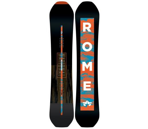 Placa Snowboard Barbati Rome SDS National 2019