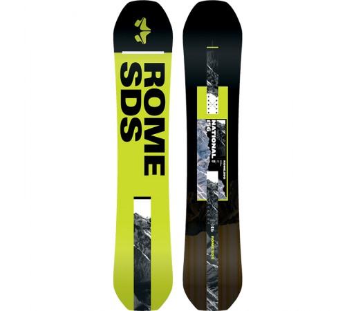 Placa Snowboard Rome Royal 144 2020
